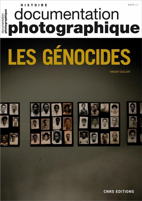 DOCUMENTATION PHOTOGRAPHIQUE 8127 : LES GENOCIDES