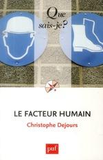 Couverture de Le facteur humain (6e édition)