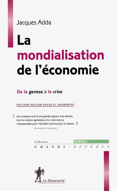 La Mondialisation De L'Economie