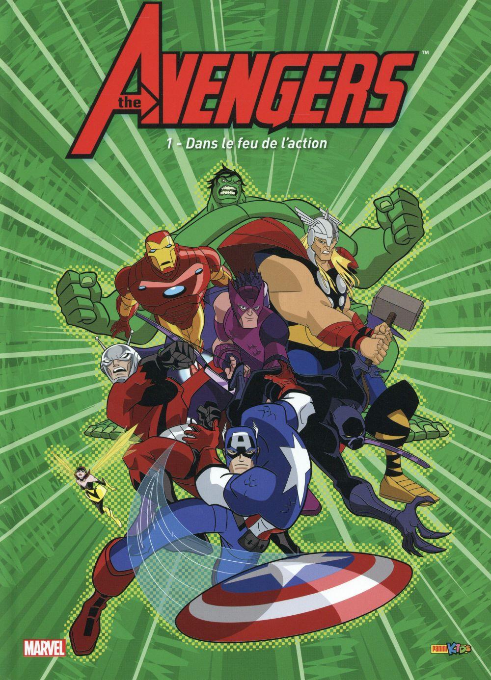 Avengers. 1, Dans le feu de l' action / Collectif | Collectif.