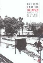 Couverture de Collapsus Survivre Avec Auschwitz En Memoire