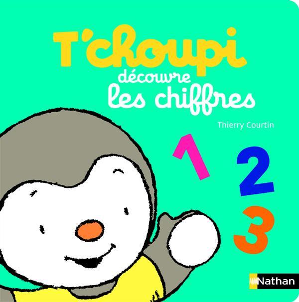 T'Choupi Decouvre Les Chiffres