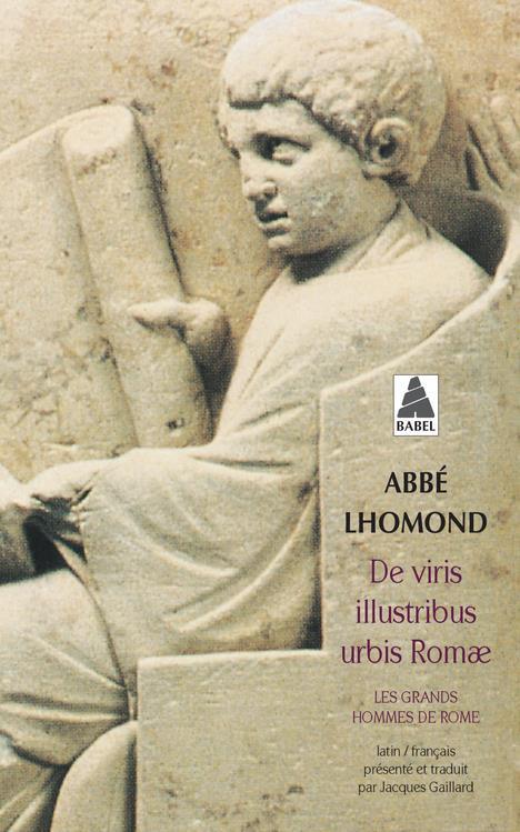 DE VIRIS, LES GRANDS HOMMES DE ROME