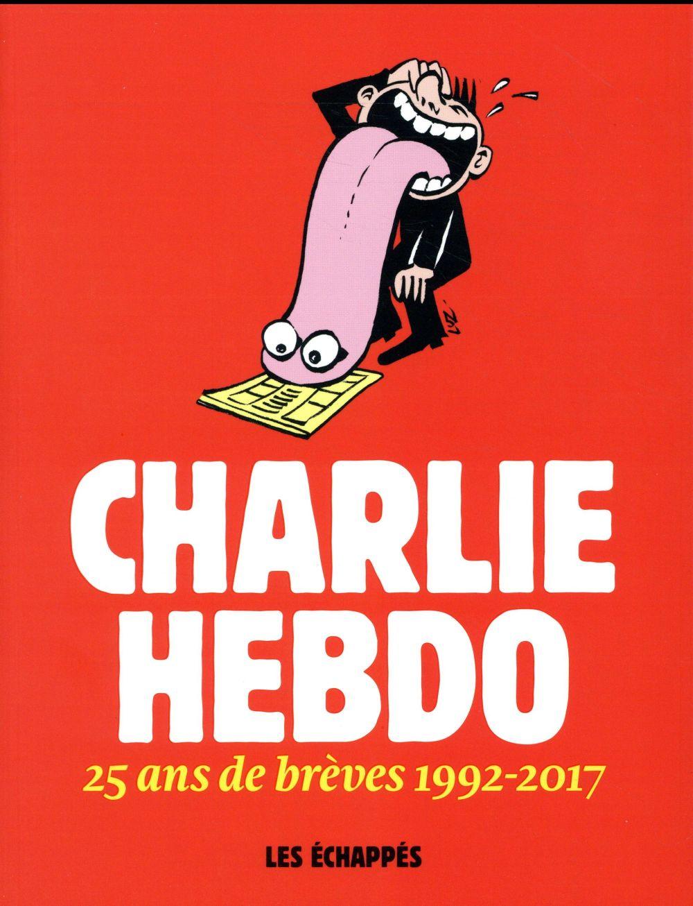 25 ans de brèves, 1992-2017