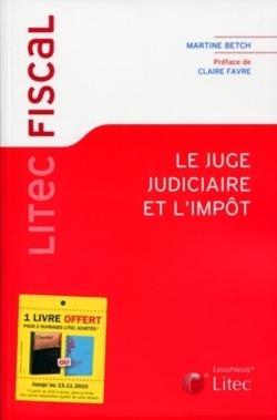 Le Juge Judiciaire Et L'Impot