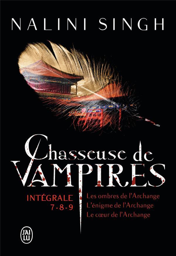 Chasseuse de vampires : Intégrale 7-8-9 | Singh, Nalini. Auteur