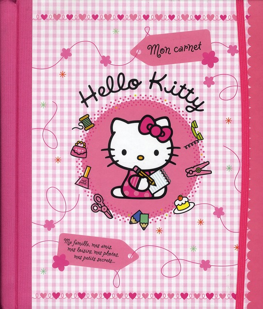 Hello Kitty ; Mon Carnet