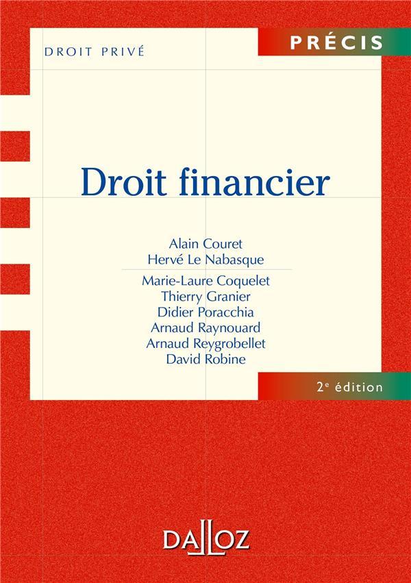 Droit Financier (2e Edition)