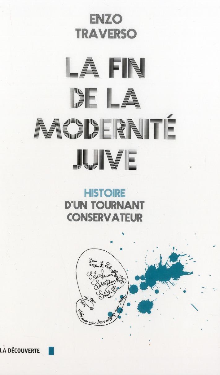 La Fin De La Modernite Juive