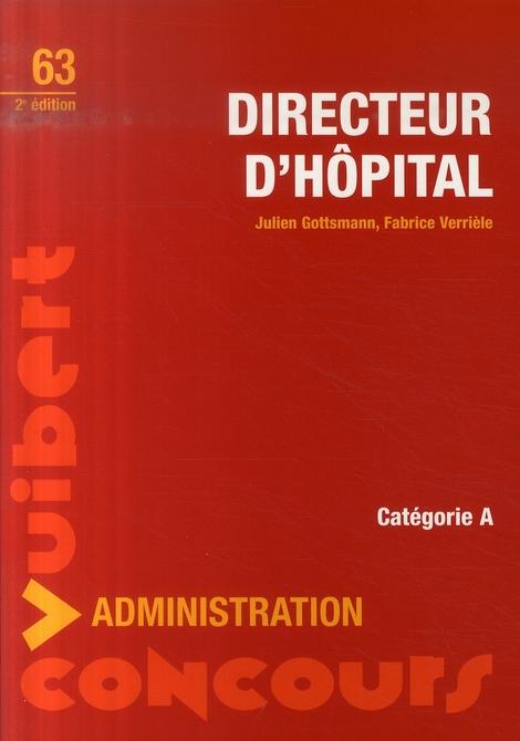 Directeur D'Hopital (2e Edition)