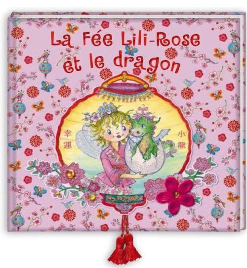 La Fee Lili-Rose Et Le Dragon