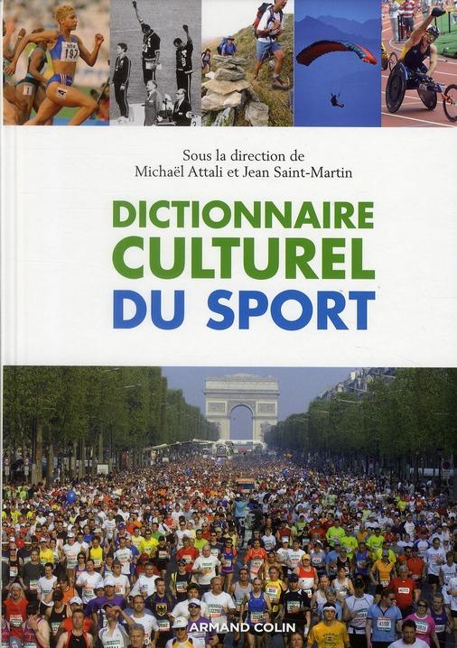 Dictionnaire Culturel Du Sport