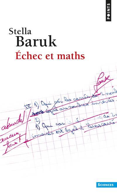 échec et maths