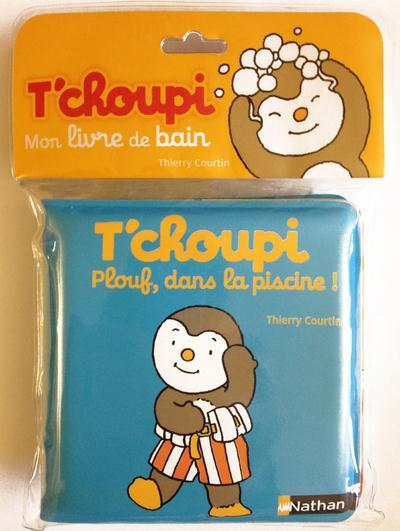 T'Choupi ; Plouf, Dans La Piscine !