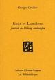 EAUX ET LUMIERES : JOURNAL DU MEKONG CAMBODGIEN