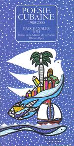 Couverture de Poesie cubaine ; 1980-2000