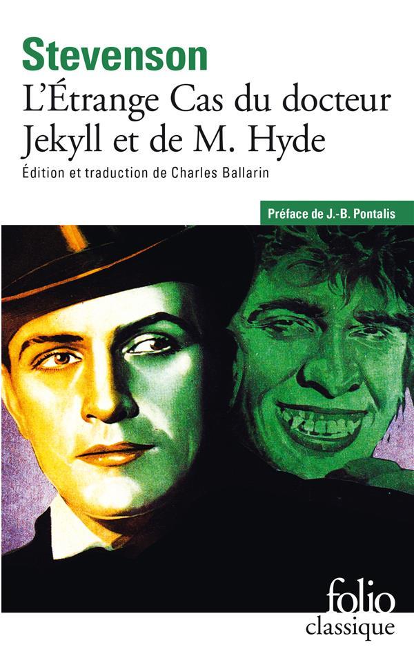 L'ETRANGE CAS DU DOCTEUR JEKYLL ET DE M. HYDE