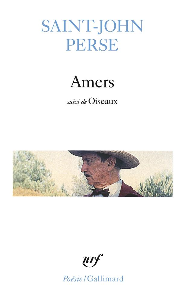 Amers / Oiseaux /Poesie