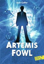 artemis fowl - Eoin Colfer