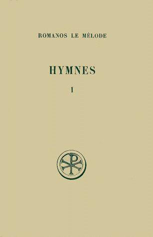 Hymnes T.1 ; Ancien Testament 1-8 ; Introduction Texte Critique Traduction Et Notes