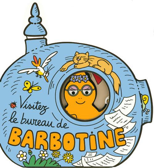 Visitez Le Bureau De Barbotine