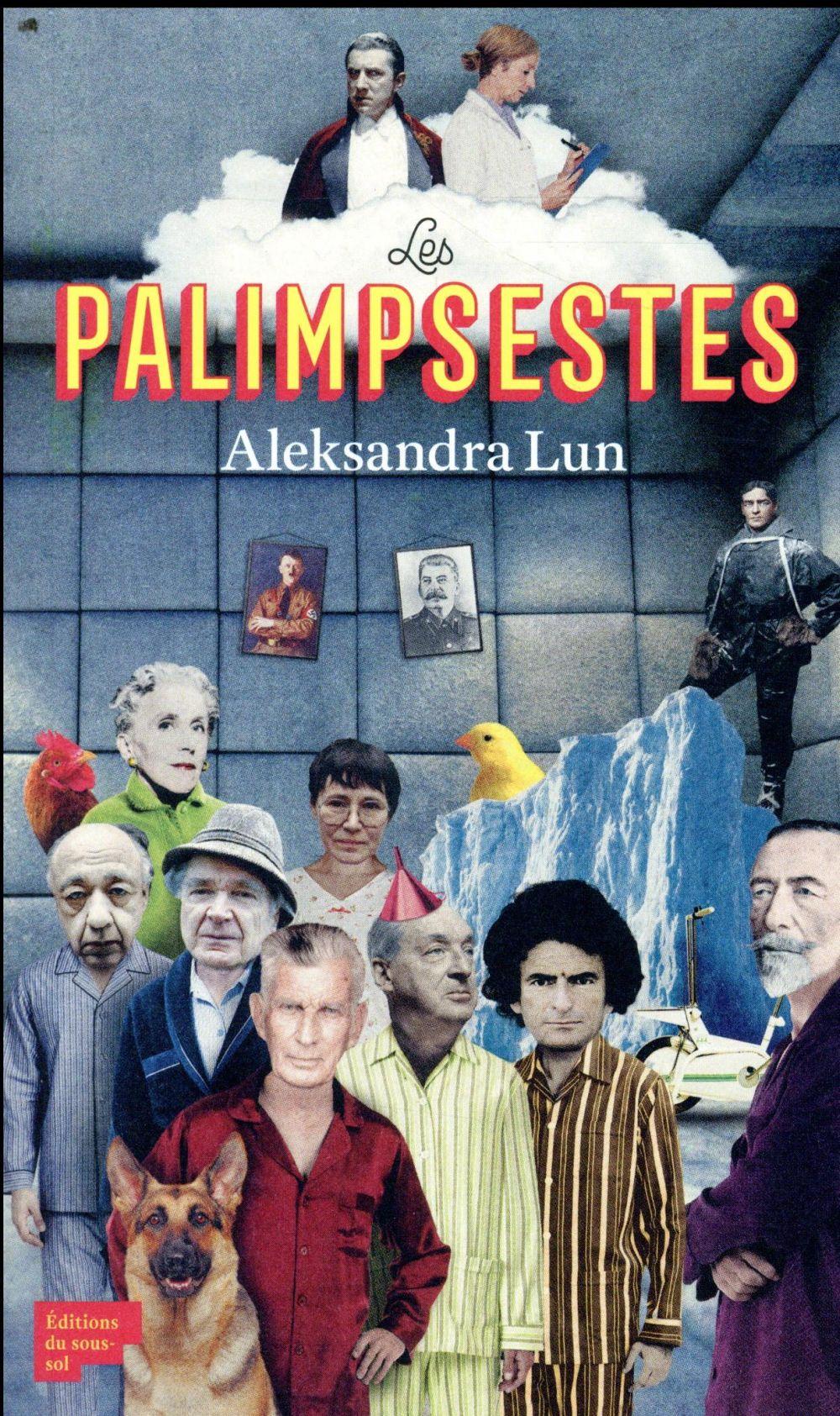 LES PALIMPSESTES