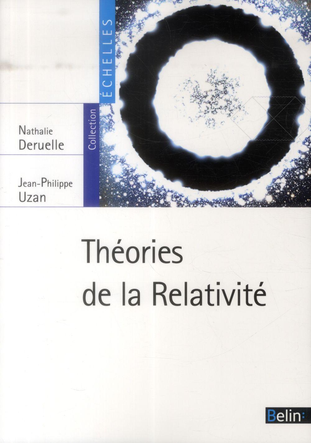 Théories de la relativité
