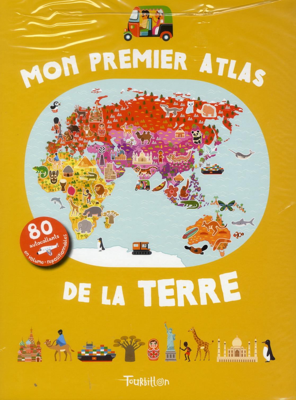Mon Premier Atlas De La Terre