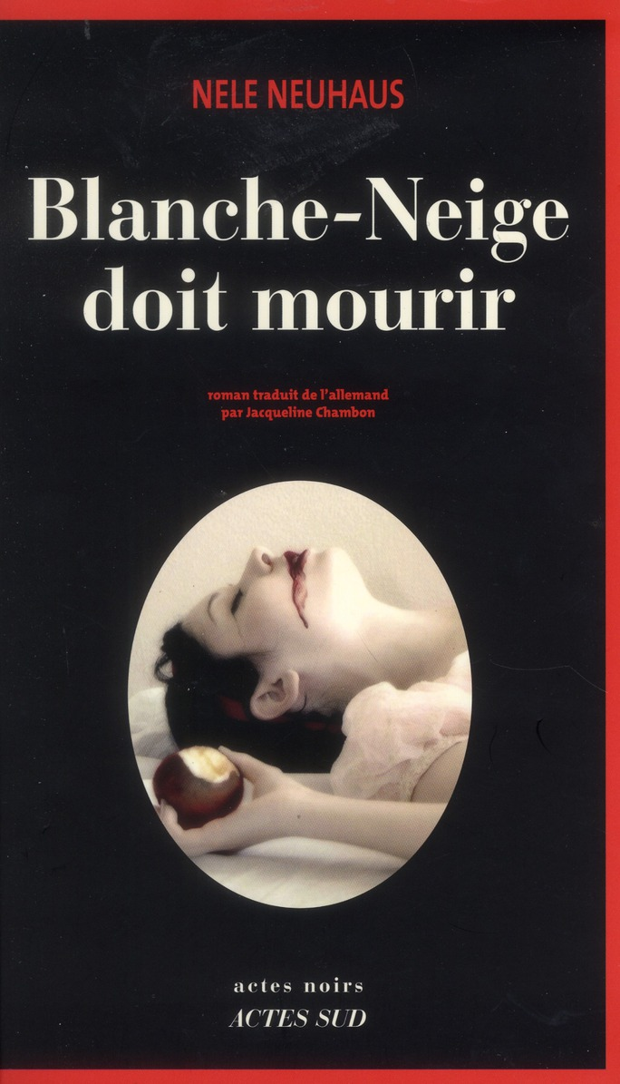 Blanche-Neige Doit Mourir