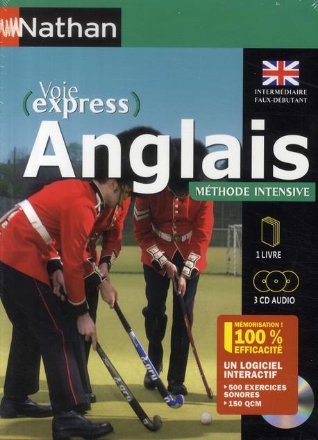 Pack Voie Express - Methode Intensive - Anglais - Intermediaire/Faux Debutant - 2008