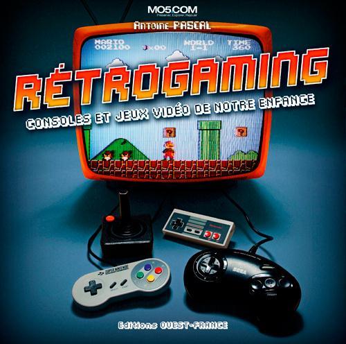 Rétrogaming : consoles et jeux vidéo de notre enfance |