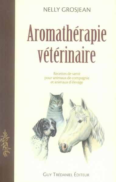 Aromatherapie Veterinaire