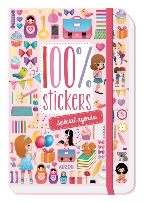 100 Stickers Special Agenda