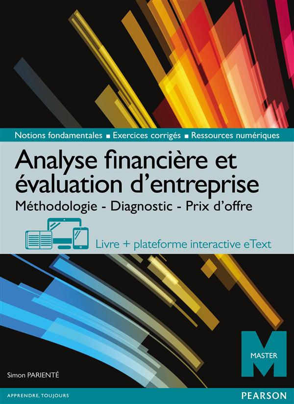 Analyse Financiere Et Evaluation D'Entreprise