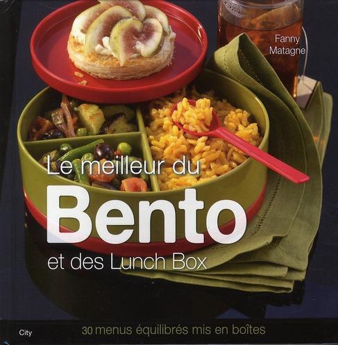 Le Meilleur Du Bento Et Des Lunch Box