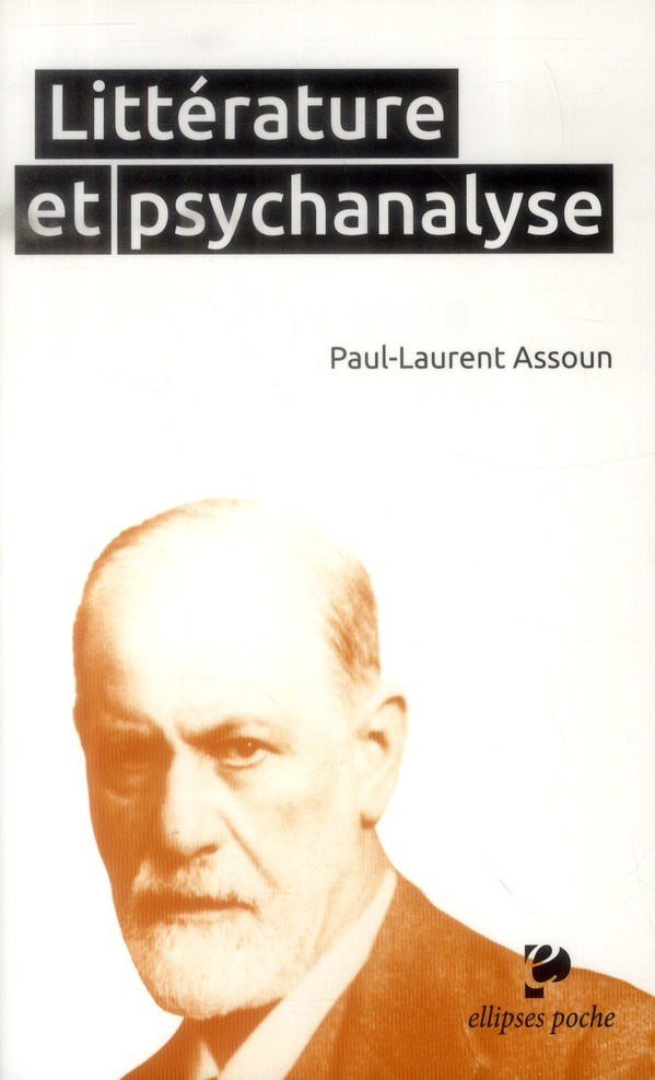 LITTERATURE ET PSYCHANALYSE
