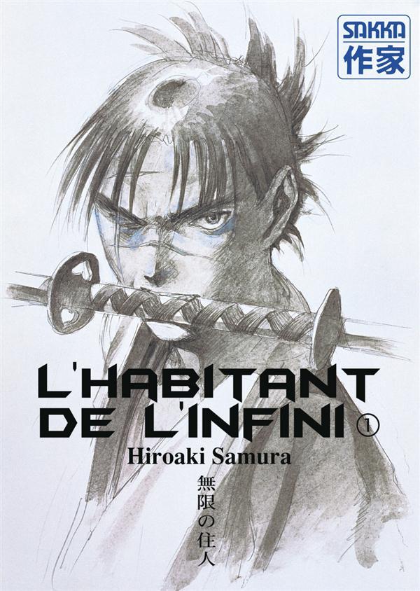 L'Habitant De L'Infini T.1