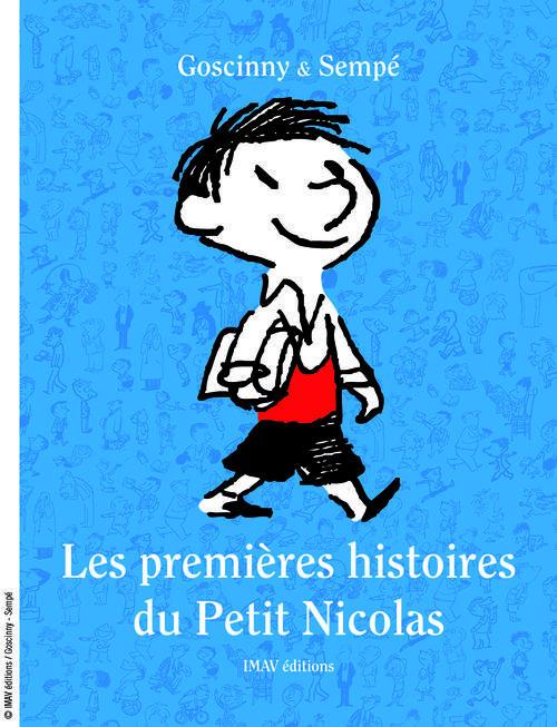 Les Premieres Histoires Du Petit Nicolas
