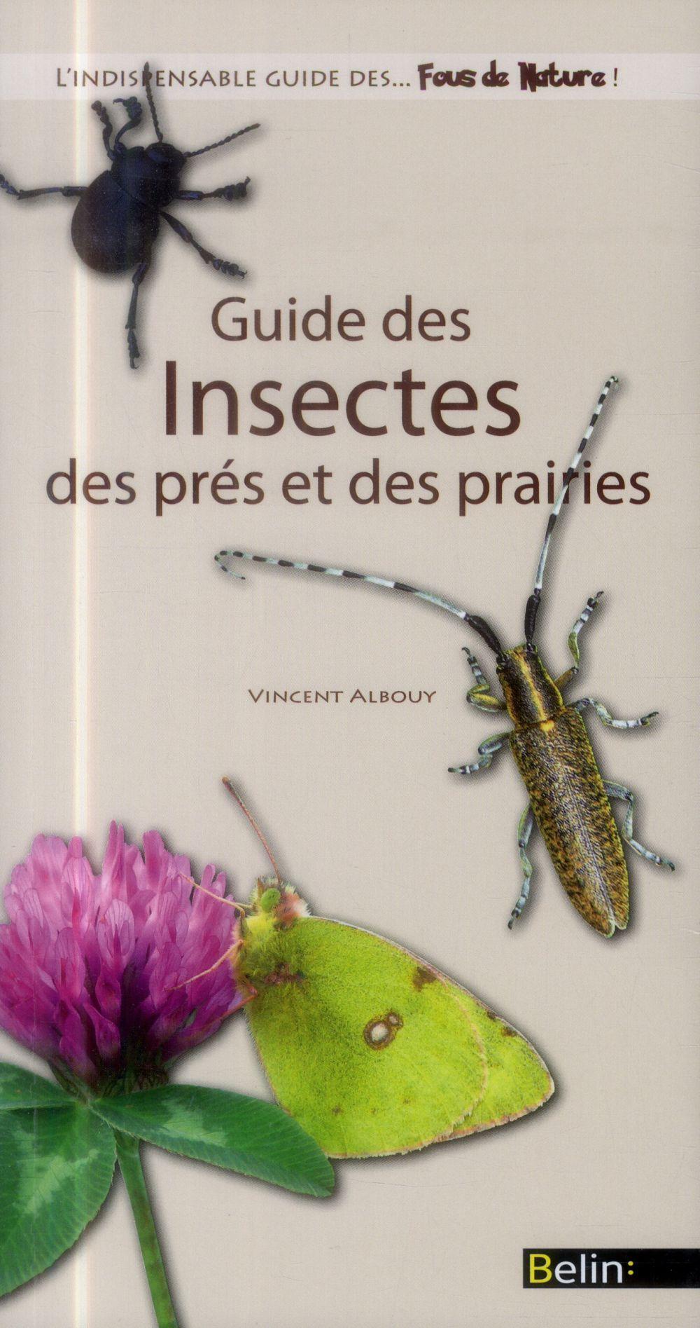 Guide des insectes des pres et des prairies