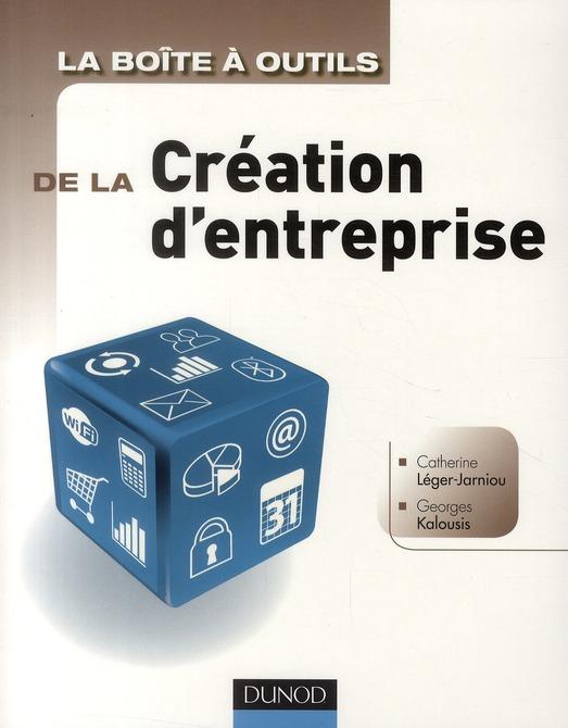 La Boite A Outils; De La Creation D'Entreprise