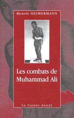 Couverture de Les combats de Muhammad Ali