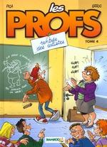 Les Profs [Bande dessinée] [Série] (t. 04) : Rentrée des artistes