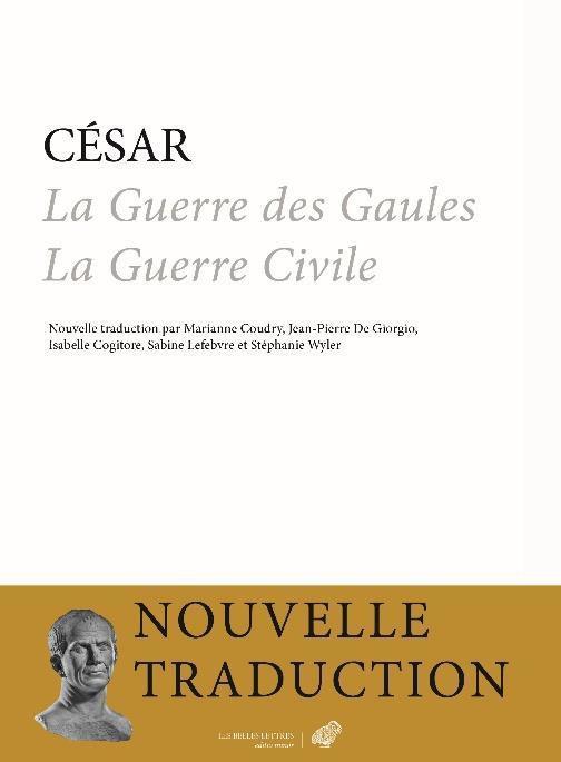 GUERRES : GUERRE DES GAULES - LA GUERRE CIVILE