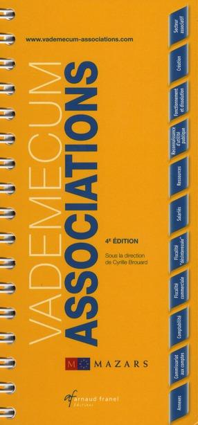 Vademecum Des Associations (4e Edition)