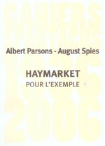 Couverture de Haymarket Pour L'Exemple B170