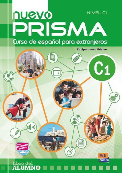 Nuevo Prisma C1. Libro Del Alumno