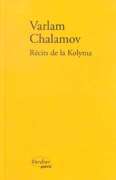 RECITS DE LA KOLYMA
