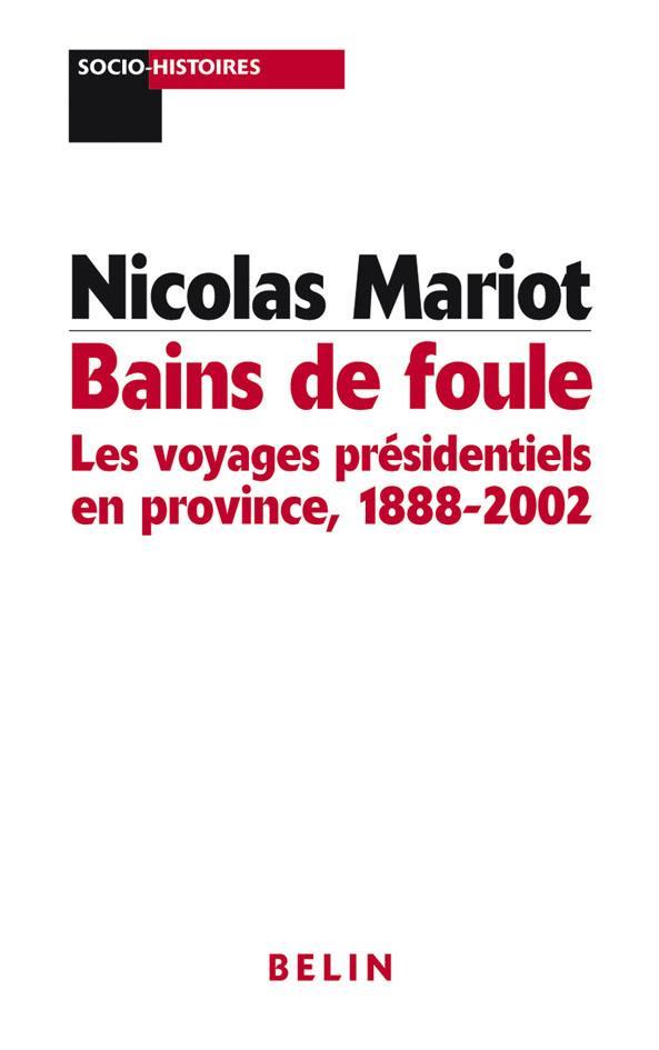 BAINS DE FOULE