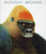 Couverture de Un gorille ; un livre à compter