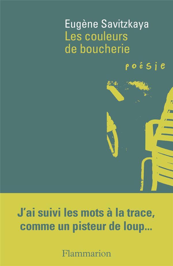 LES COULEURS DE BOUCHERIE